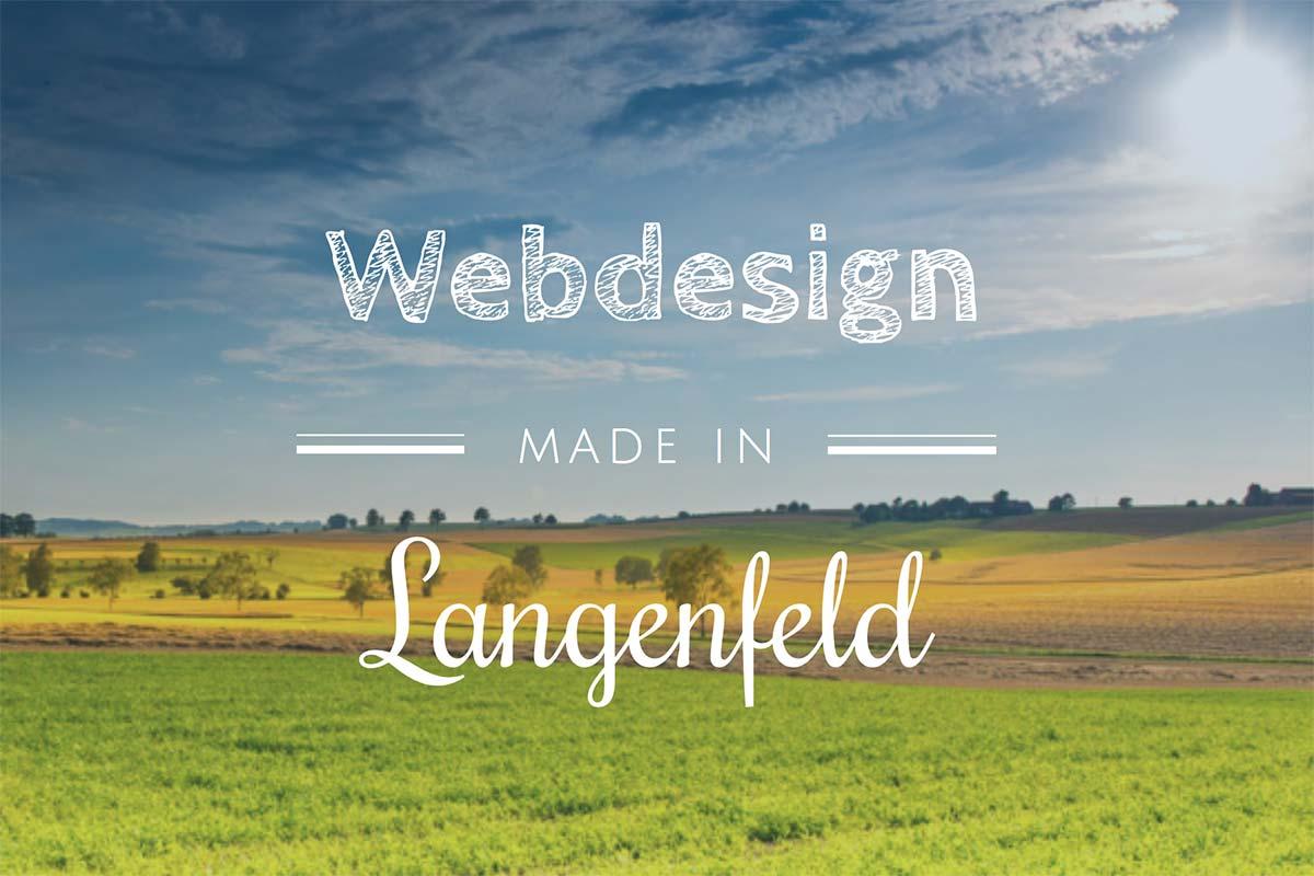 Webdesign made in Langenfeld