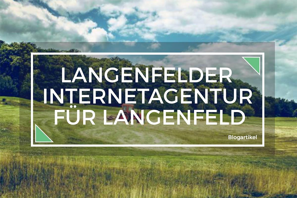 Langenfelder Internetagentur für Langenfeld