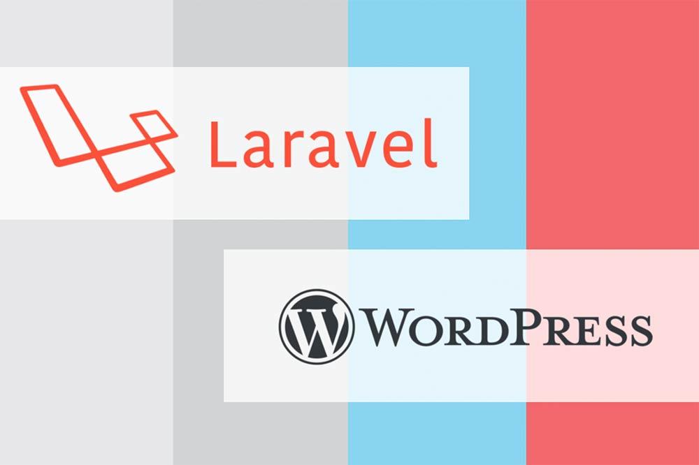 Laravel meets Wordpress